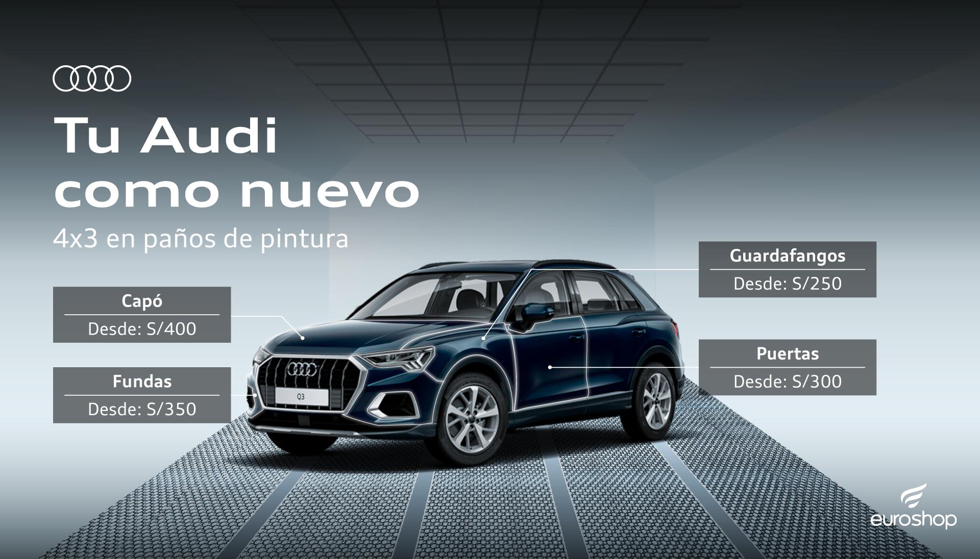 Euroshop Audi